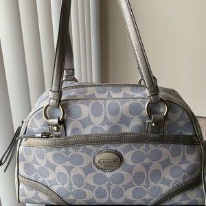 Coach purse (pre-owned)